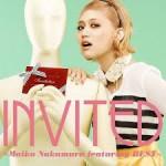 ■中村 舞子 『INVITED ~Maiko Nakamura featuring BEST~』 M-1:HAPPY calling WISE  M-14:What's my name ? calling SoulJa  Music & Arranged by THE COMPANY