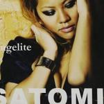 ■SATOMI' 『Angelite』 M-6:Tear M-8:Secret love Music & Arranged by THE COMPANY